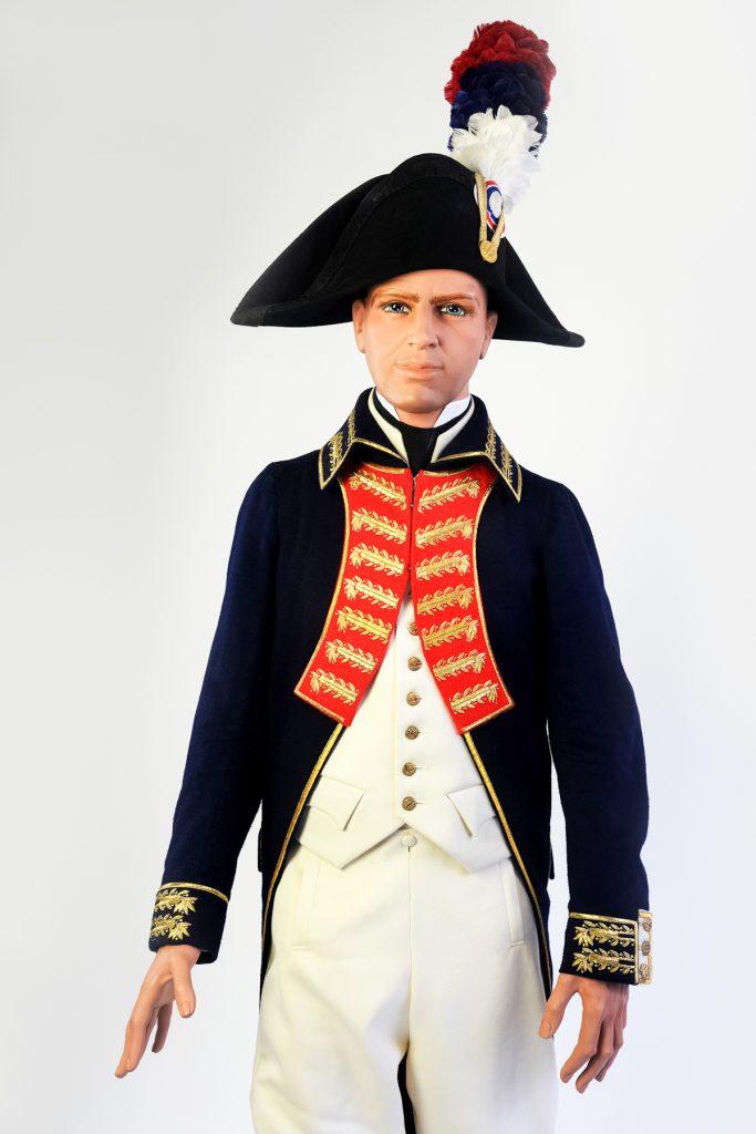 02 Commissaire ordonnateur de division -1798