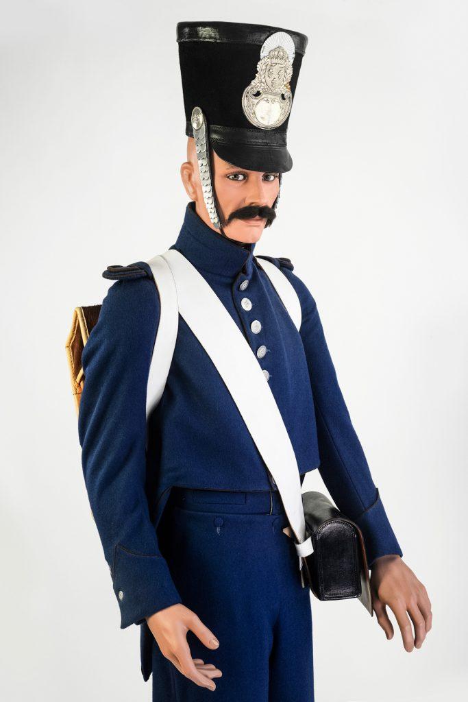 05 Ouvrier d'administration militaire - 1828