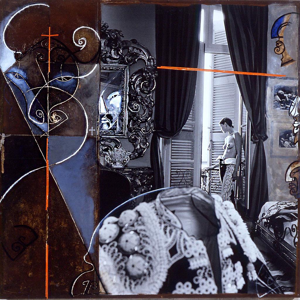 12 TM Torera à la fenêtre 150x150 collection privée