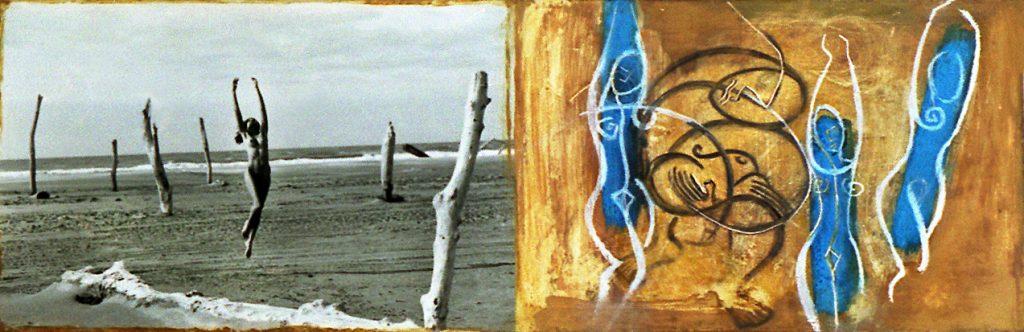 17 Les Salins 25x75 collection de l'artiste